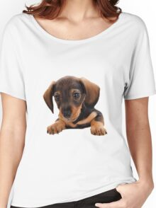 Cute puppy! Sale! Women's Relaxed Fit T-Shirt