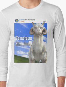 Tauntaun Simulator Long Sleeve T-Shirt