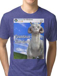Tauntaun Simulator Tri-blend T-Shirt