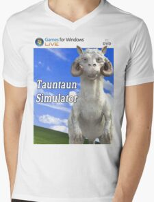 Tauntaun Simulator Mens V-Neck T-Shirt