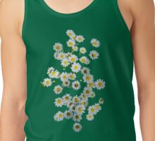 Riot of Spring Flowers Tank Top