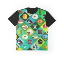 Super Mario -  Videogame Graphic T-Shirt