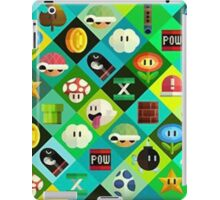 Super Mario -  Videogame iPad Case/Skin