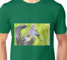 Two laughing doves  Unisex T-Shirt