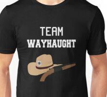 Team WayHaught [White] Unisex T-Shirt