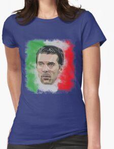 Buffon Womens Fitted T-Shirt