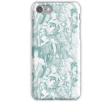 Fashion Through the Ages iPhone Case/Skin