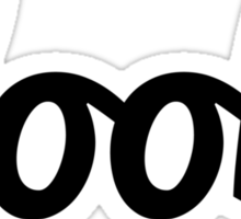 Doob Clothing Sticker