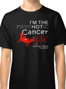 cancer girl Classic T-Shirt