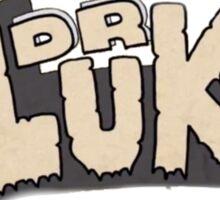 ☣ Dr. Fluke ☣ Sticker