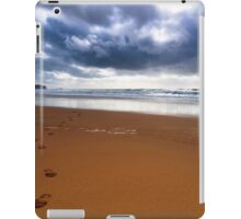 Walk Away From The Storm.. iPad Case/Skin