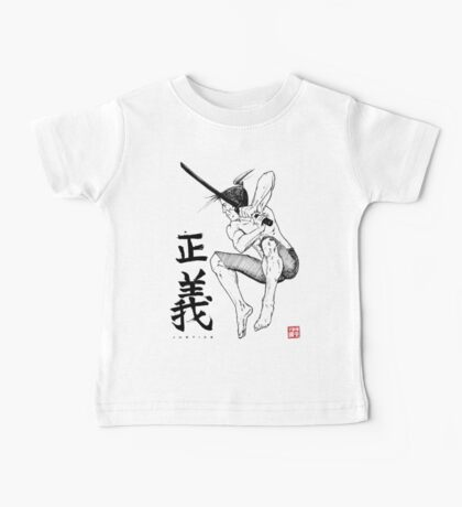 Justice Baby Tee
