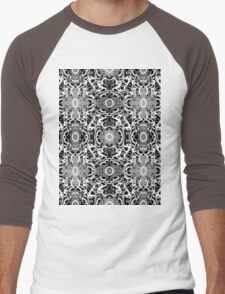 Psychedelic Visions  Men's Baseball ¾ T-Shirt