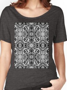 Psychedelic Visions  Women's Relaxed Fit T-Shirt