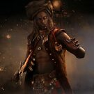Black Caesar Pirate by Shanina Conway