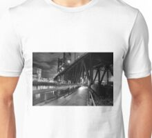 Portland Oregon at night Unisex T-Shirt
