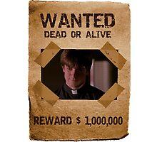 Buffy Caleb Nathan Fillion Wanted 1 Photographic Print