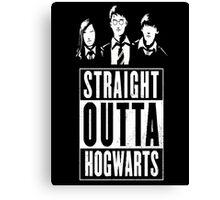 Harry Potter - Hogwarts Canvas Print