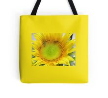 Sunny Sunflower Tote Bag  Tote Bag