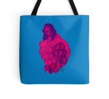 CRUSH TOTE BLUE Tote Bag