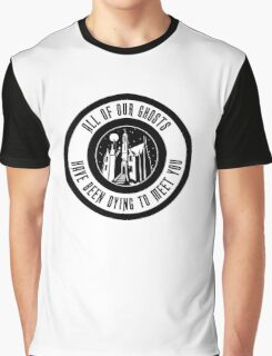 HM1Dying Graphic T-Shirt