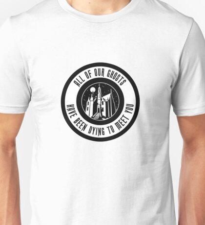 HM1Dying Unisex T-Shirt