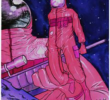 cosmonaut by thewildhunt