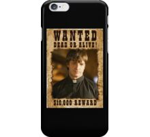 Buffy Caleb Nathan Fillion Wanted 3 iPhone Case/Skin