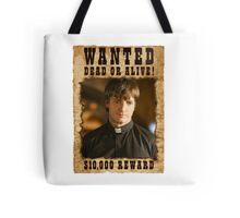 Buffy Caleb Nathan Fillion Wanted 3 Tote Bag