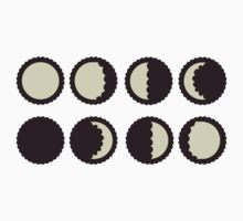 Moon Phases by Gabby  Ortman