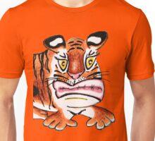 Sulking Tiger Unisex T-Shirt