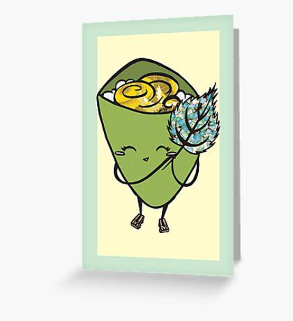 Uni Greeting Card