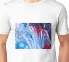 Bright Crystal Ice Unisex T-Shirt