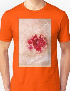 Vintage Peony Unisex T-Shirt