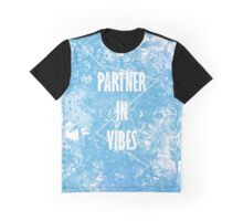 PARTNER IN VIBES. Graphic T-Shirt