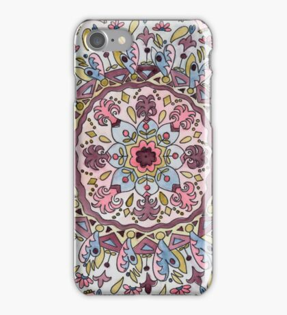 Mandala 01 iPhone Case/Skin