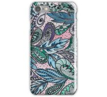Paisley 01 iPhone Case/Skin