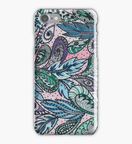 Paisley 01 iPhone Case/Skin