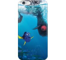 Dory and  bird iPhone Case/Skin