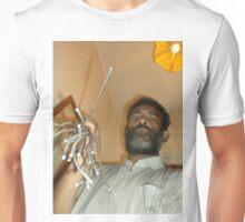Straight Wires Photo/(1 of 2) -(0516)- Digital photo Unisex T-Shirt