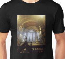 Interior St Paul's Cathedral, Melbourne Unisex T-Shirt
