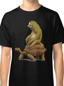 speed is relative Classic T-Shirt