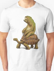 speed is relative Unisex T-Shirt