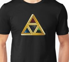 The Tri[llusion] Force Unisex T-Shirt