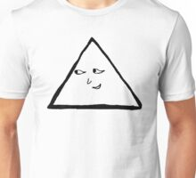 oyasumi punpun triangle Unisex T-Shirt