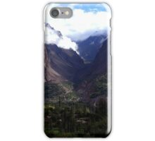 Hunza Valley iPhone Case/Skin