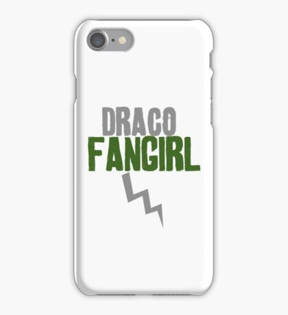 Draco Fangirl iPhone Case/Skin