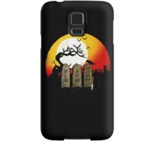 Graveyard Confession Samsung Galaxy Case/Skin
