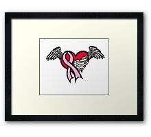 HeArt of an Angel Framed Print