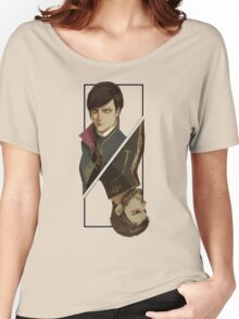 Games :: Dishonored 2 :: Art Women's Relaxed Fit T-Shirt